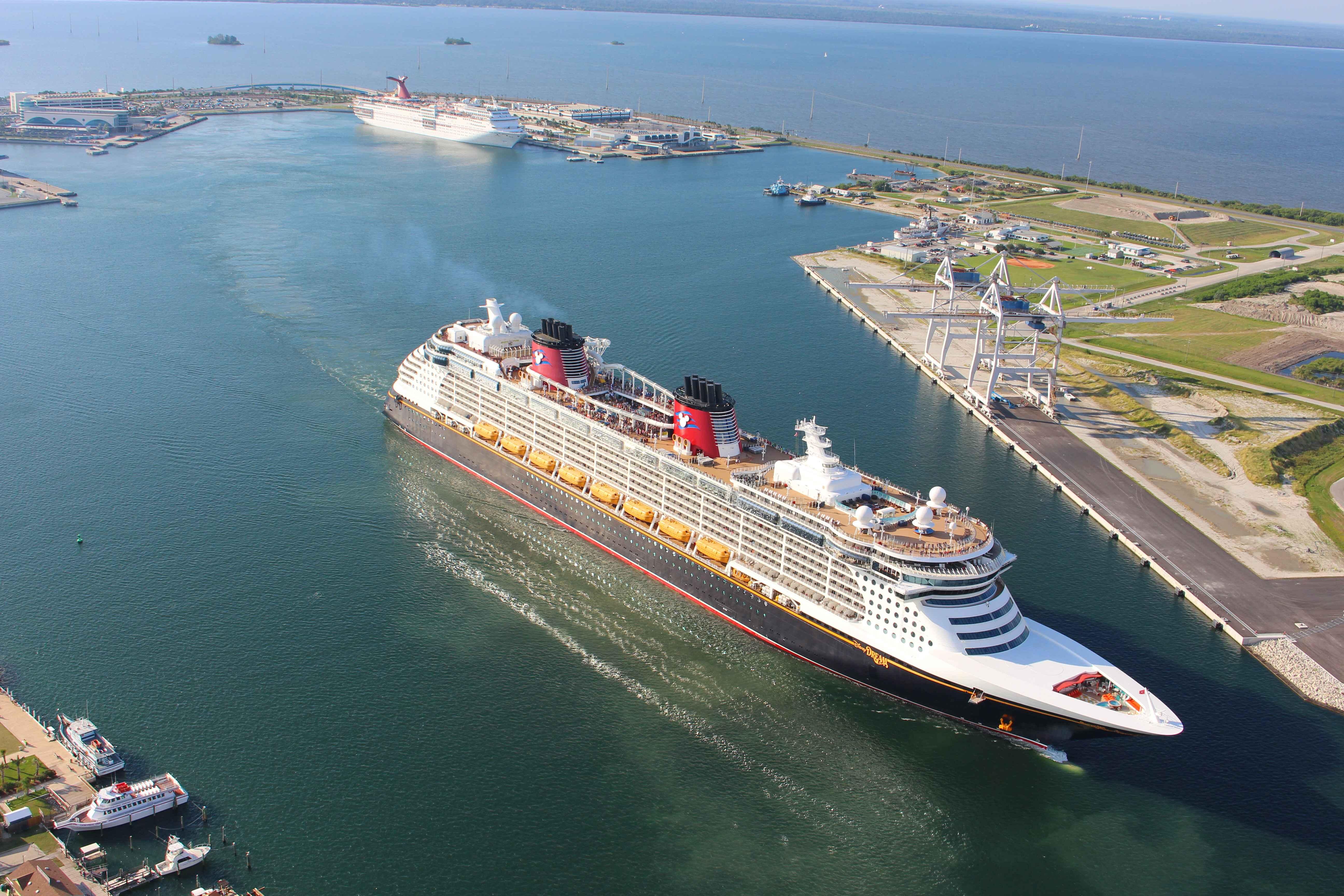 28 Wallpapers Royal Caribbean Cruise Terminal Port Canaveral  Punchaoscom