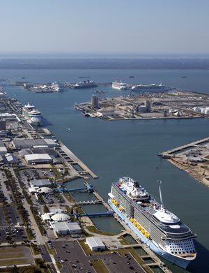 Port Canaveral - Where is port canaveral